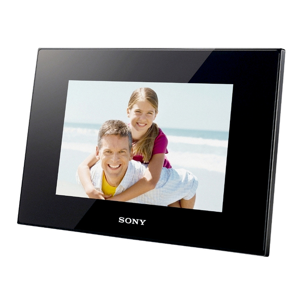 Sony DPF-D85B 8 Digital Photo Frame with 256MB Internal Memory
