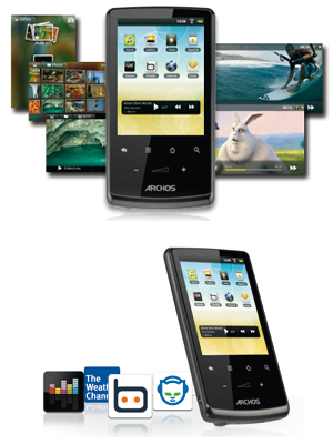 Archos 28 4GB Internet Tablet