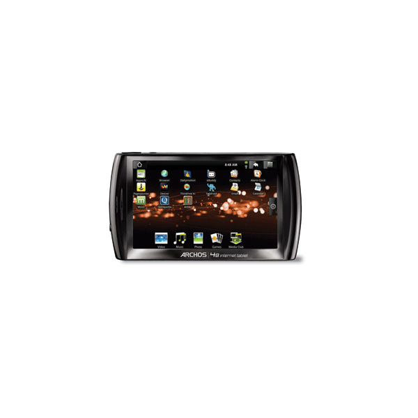 ARCHOS 48 Internet Tablet HD 500GB Android OS 1.6