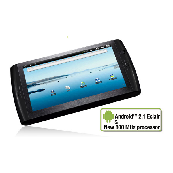 ARCHOS 7 - 8GB Android 2.1 'Eclair' Home Tablet