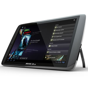 ARCHOS 101 Gen9 1.5GHZ Turbo 250GB Android 4.0 Ice Cream Sandwich Internet Tablet with 1GB RAM and 10.1 Screen