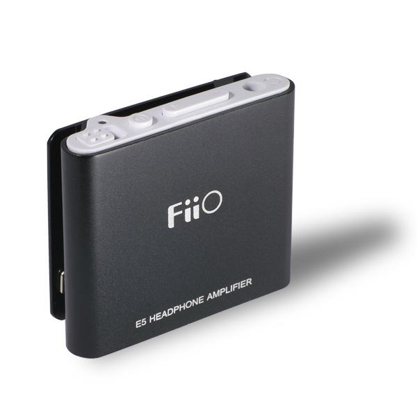 FiiO E5 Portable Headphone Amplifier