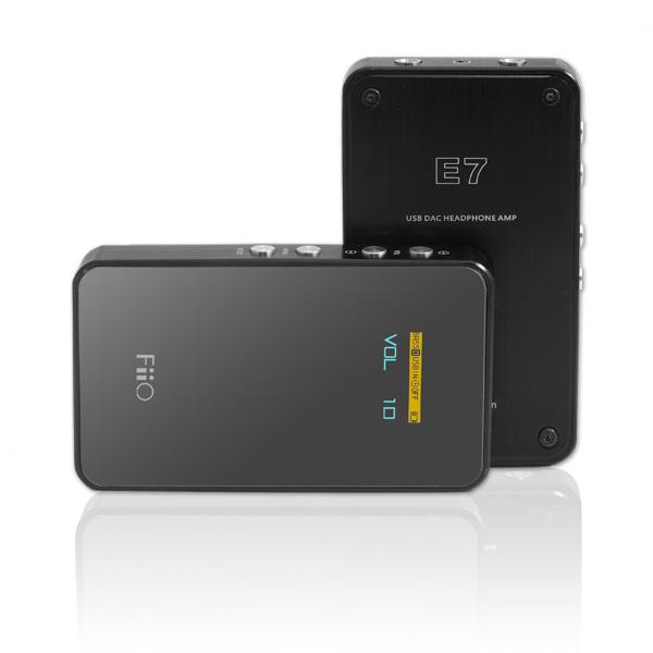 FiiO E7 USB DAC and Headphone Amplifier