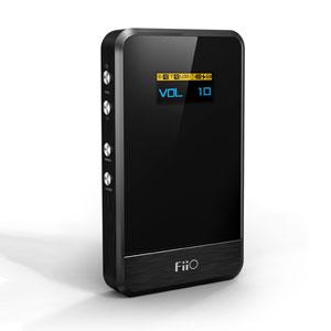 Fiio<br /> (Andes) E07K Portable USB DAC Headphone AMP<br /> Portable Amplifier