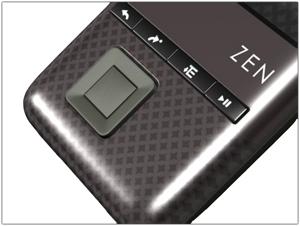 Creative Zen Style 300 8GB MP3 Player with FM Radio
