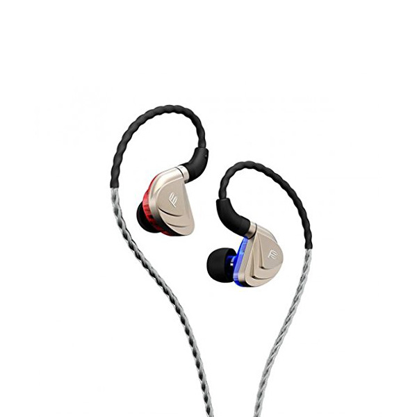 FIDUE A83 Triple-Driver Hybrid 2 Balanced Armature+Dynamic Hi-End In-Ear Earphones (Used condition. Earphones and case only.)