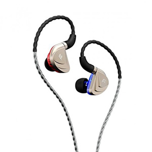 FIDUE A83 Triple-Driver Hybrid In-Ear Earphones