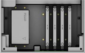 AK500 SSD internal view