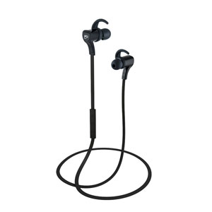 MEElectronics Air-Fi� Metro2 AF72 Wireless Noise-Isolating In-Ear Stereo Headphones with Inline Microphone and Remote