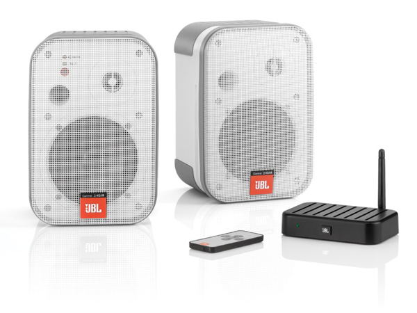 JBL On Air Control 2.4G Wireless Outdoor Speakers