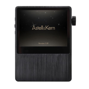Astell and Kern AK100 Personal MQS & Ultimate Portable Hi-fi Music Player