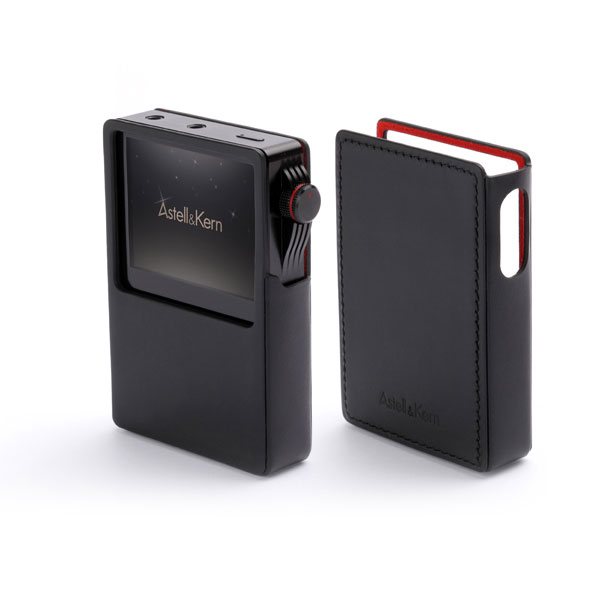 Astell & Kern AK120 Portable Hi-Fi Buttero Leather Case BLACK