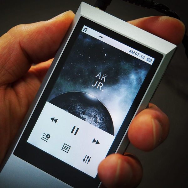 Image of Astell & Kern AK Jr High Resolution 64GB Music Player - The Starting Point of Music