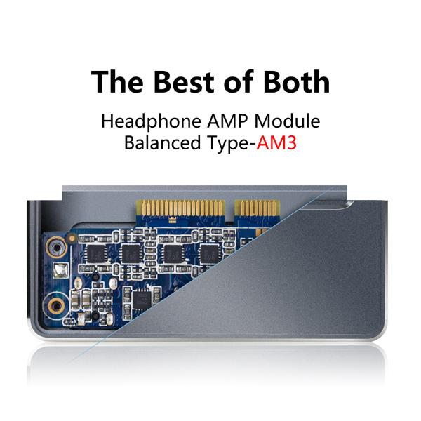 FiiO AM3 Balanced AMP Module for X7