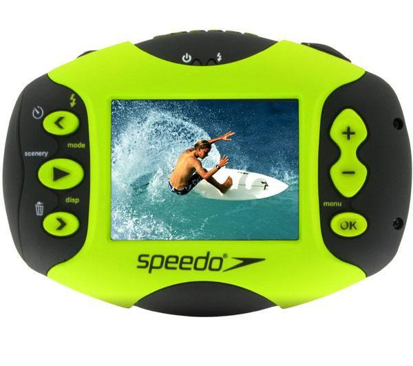Speedo Aquashot 5 Megapixel Waterproof Camera