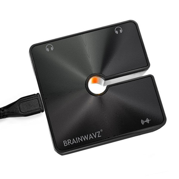 Brainwavz AP001 Portable Headphone Amplifier (Scratches on rear of unit)