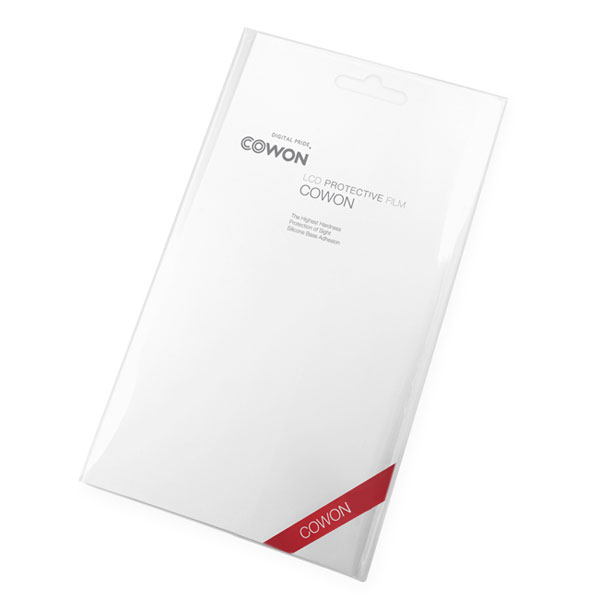 Cowon C2 LCD Screen Protection Film