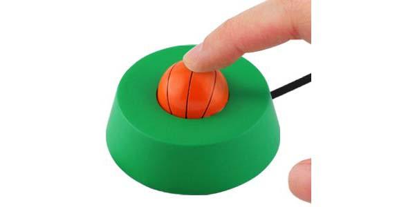 Dream Cheeky USB Fidget Basketball