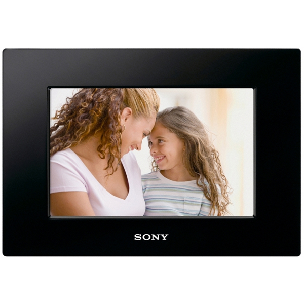 Sony DPFA710 Digital Photo Frame with 128MB of Internal Storage
