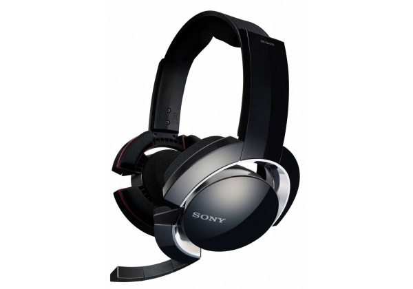 sony dr ga500 gaming headset with 3d surround review. Black Bedroom Furniture Sets. Home Design Ideas