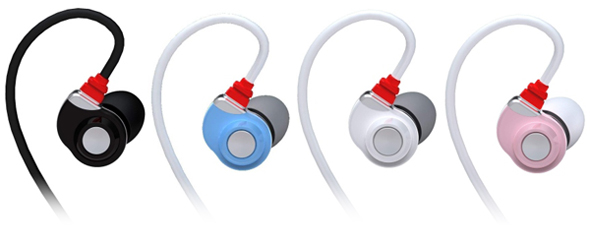 SoundMagic E30 Pro-Fit In-Ear Earphones