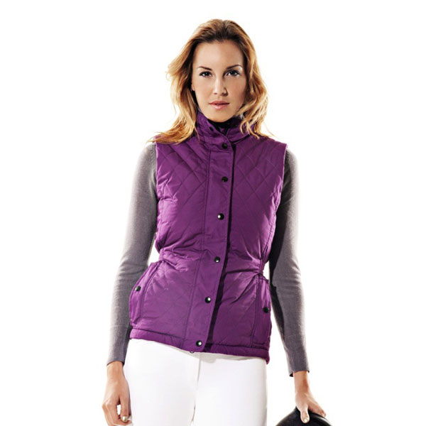 EXOGLO Body-warmer Heated Body-Warmer & Power Pack Colour PURPLE Size 8