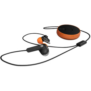 Save 34.50 off  Iqua Spin A2 Bluetooth Hi-Fi Stereo Wireless Sports Headset (Orange) now 34.50 at Advanced MP3 Players