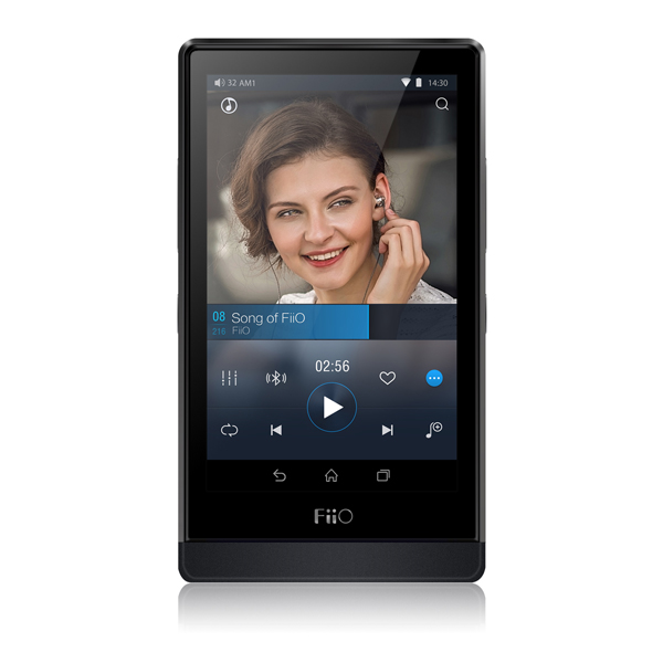 Fiio X7 Portable High Resolution Music Player (Standard Edition - without AMP Module)