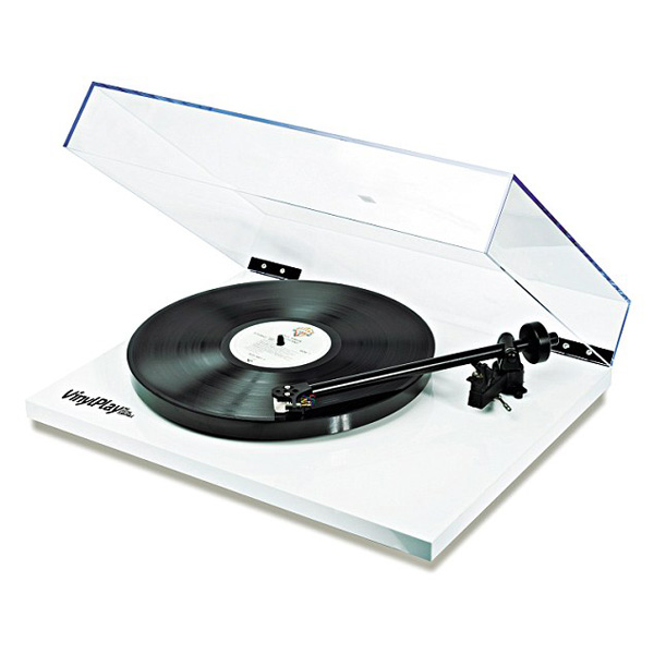 Flexson VinylPlay High Quality Digital Turntable - Connects to modern Music Systems including SONOS for Multi Room Vinyl