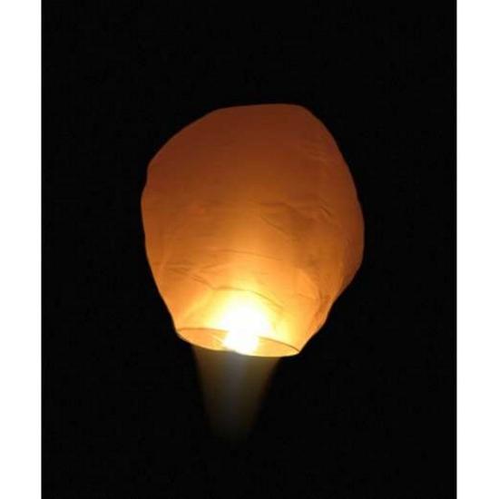 thumbs Up! Sky Glow Flying Lantern - Set of 4