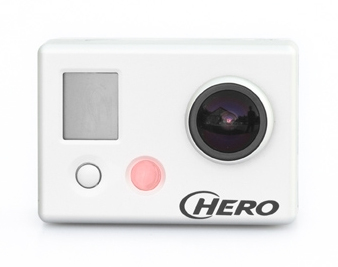GoPro HD Hero Naked Waterproof Sports Video Camera