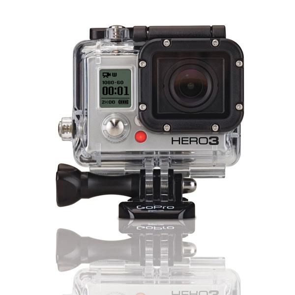 GoPro HD Hero 3 Black Edition Action Camera