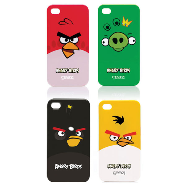 Angry Birds Case Cover for iPhone 4 + 4S