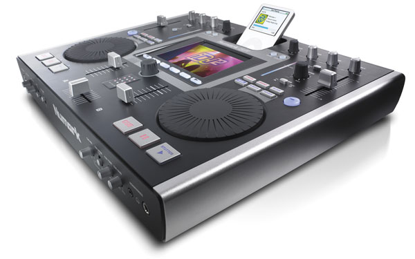 Numark iDJ2 Mobile DJ Workstation for iPod