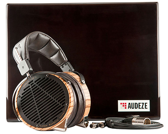 Audeze LCD-3 in travel case