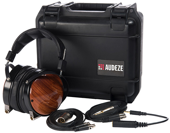 Audeze LCD XC Closed Back Planar Headphones with travel case