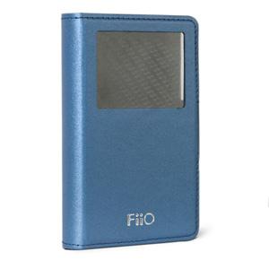 Fiio X1 Blue Flip Case