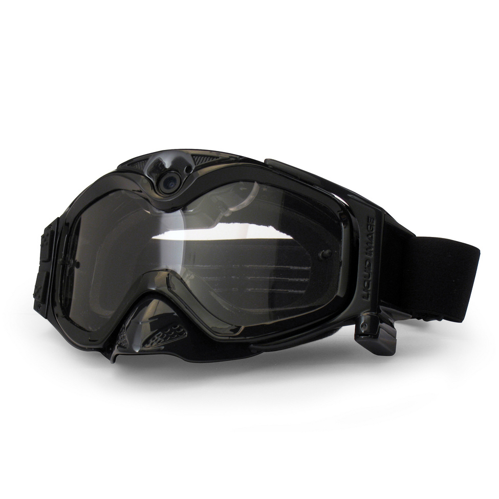 Liquid Image Summit 365 5MP HD 720P Offroad Goggle Camera