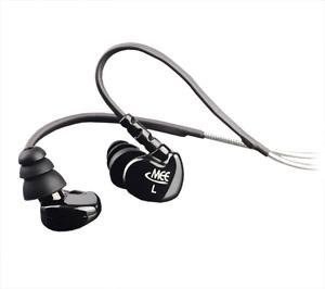 MEElectronics M6 Stylish Sound Isolating Sports Headphones