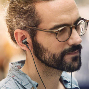 Sony MDR-EX750NA Hi-Res In-Ear Noise Cancelling Earphones