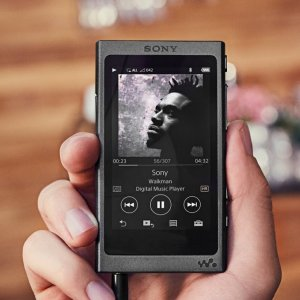 Sony Walkman NW-A35 with High Resolution Audio