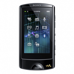 Sony NWZ-A866 32GB Walkman Video MP3 player