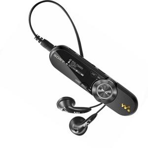 Sony NWZ B152F 2GB USB MP3 Player with FM Radio Colour BLACK