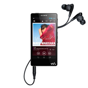 Sony NWZ-F886 High-Resolution Audio 32GB Web-enabled Android Multimedia Walkman Video MP3 Player