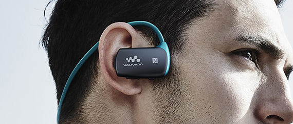 Sony NWZWS613 Waterproof Walkman