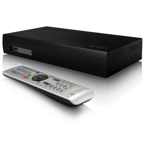 Popcorn Hour A-300 High Definition Network Media Player (Manufacturer Reconditioned - 1 Month Warranty)