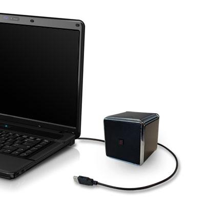 SoundScience QSB - 30W USB Desktop Speakers