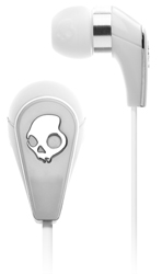 Skullcandy 50/50 In-Ear Headphones with Mic and Volume Controls, 2011 Range