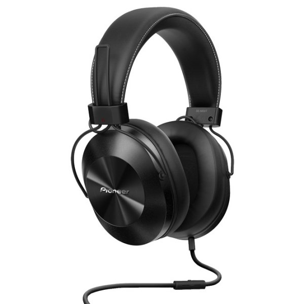 Pioneer SEMS5TK Over Ear Headphone with InLine Microphone Colour BLACK