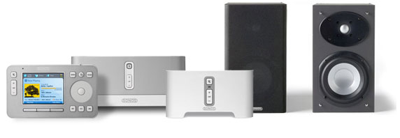 Sonos BU150SP: ZP90, ZP120, Controller, Speakers + £50 Voucher